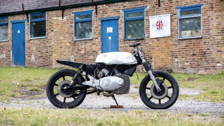 Grab A Piece Of Weird Racing History With This Norton Rotary