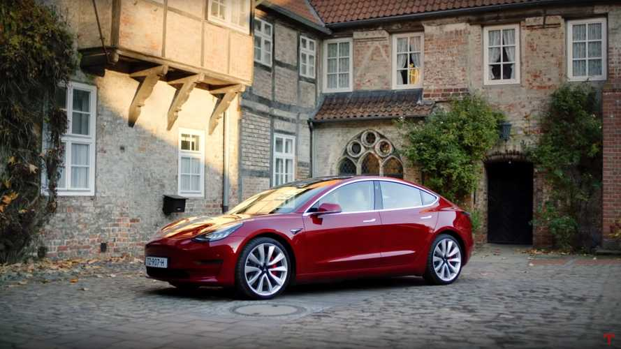 Tesla Model 3 Leads Plug-In Sales Charge In Europe In September