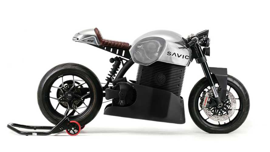 Australia's Savic Motorcycles Unveils Electric Bike In Three Flavors