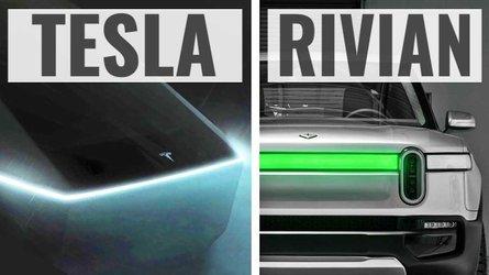 tesla pickup truck cybertruck reveal competition
