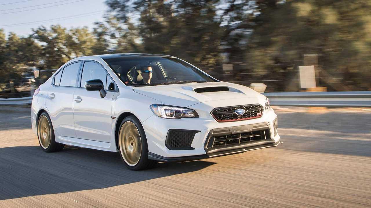 10. Subaru WRX: 40 Percent