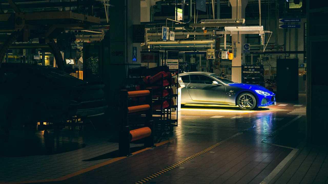 Maserati, il futuro dell'azienda