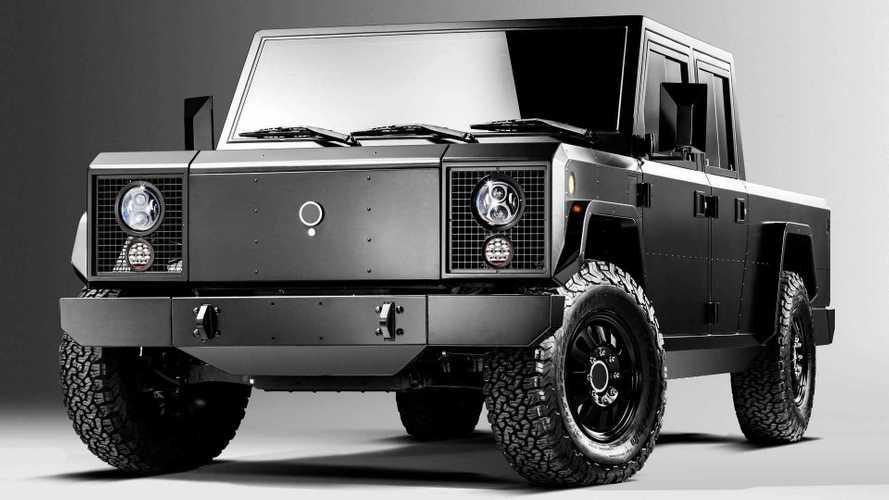 Bollinger B2, un altro super pick-up elettrico