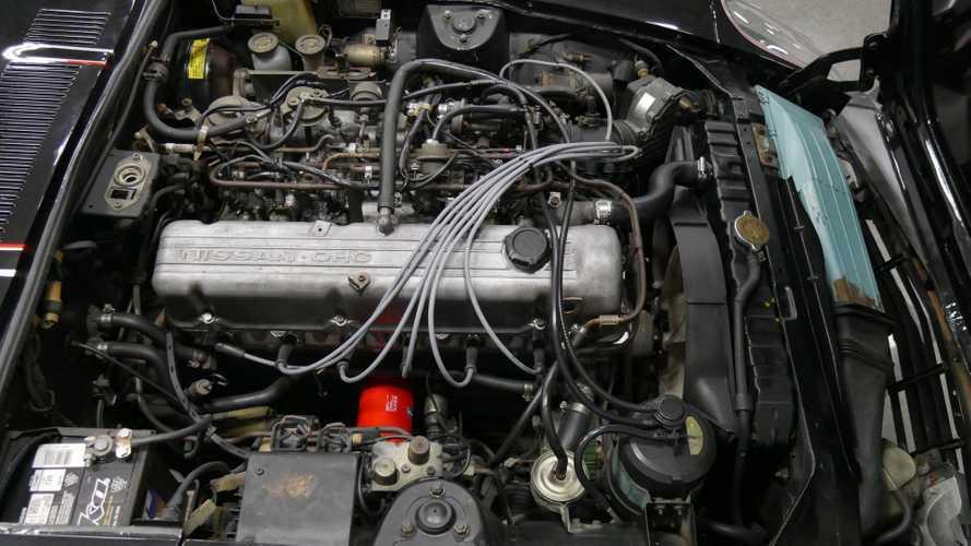 Este Datsun 280Z llevaba 44 años sin pasar por el lavadero