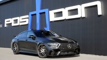 Posaidon Mercedes-AMG GT 63 S mit 880 PS