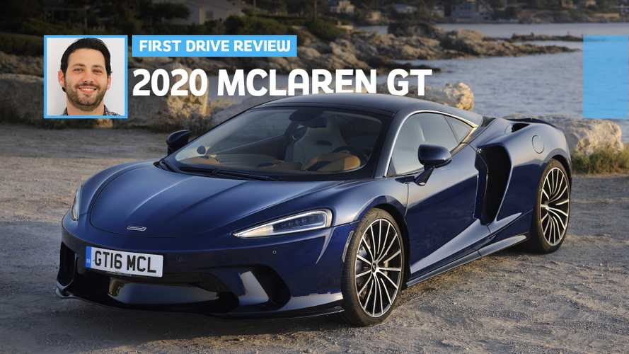 2020 McLaren GT First Drive: I Dream Of GT