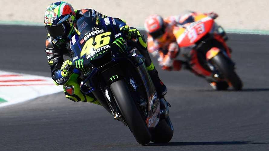 MotoGP: Rossi e Marquez se estranham, e Viñales faz pole em San Marino