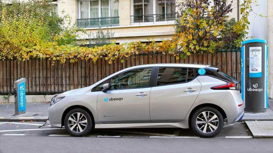 Trente Nissan Leaf arrivent en autopartage à Paris