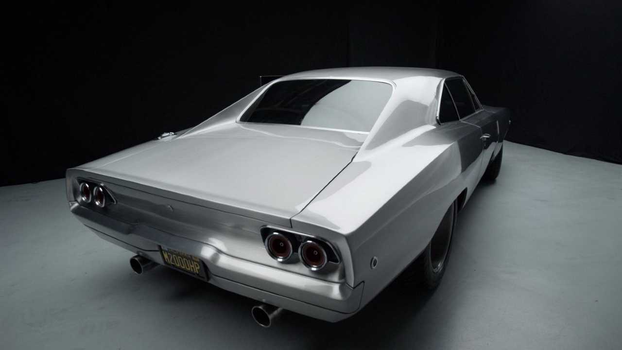 1968 Dodge Charger 'Maximus'