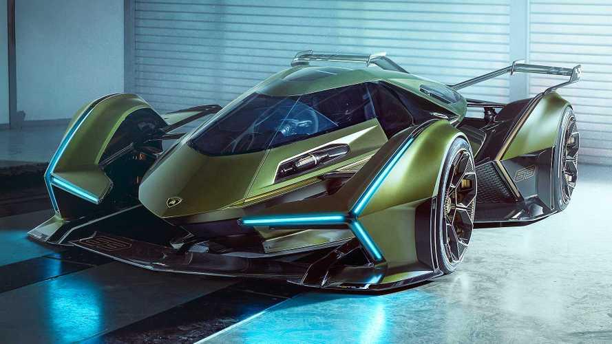 Autó ez még egyáltalán? Ez itt a Lamborghini V12 Gran Turismo Vision