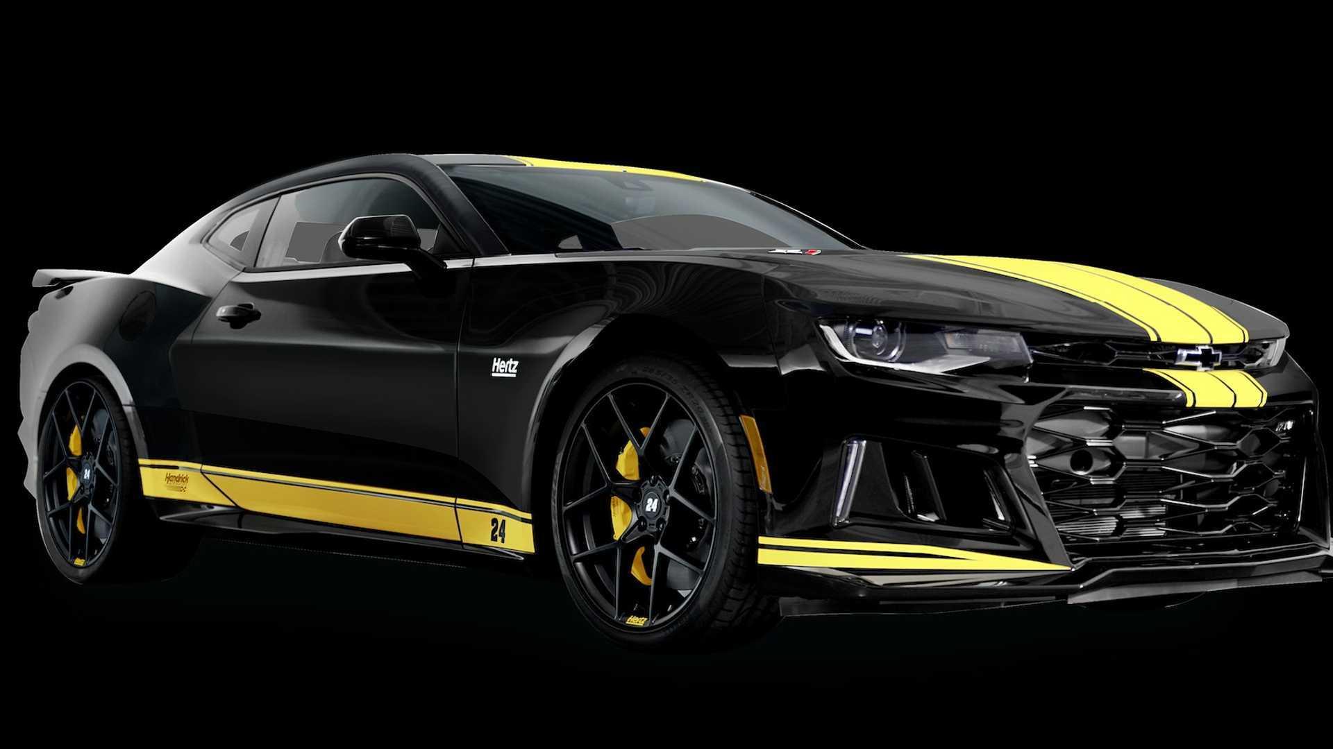 Hertz Full Size Car List 2020.You Can Rent A 750 Horsepower Camaro Zl1 Through Hertz