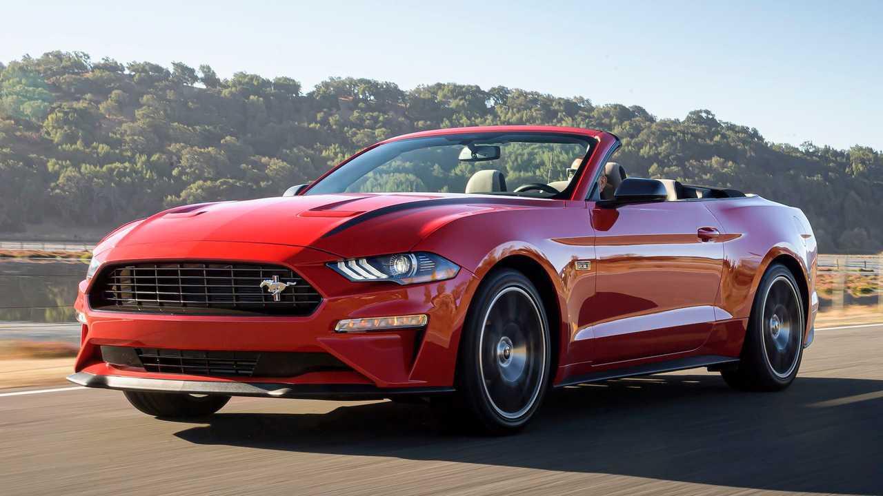 2020 Ford Mustang EcoBoost High Performance Package: İlk Sürüş