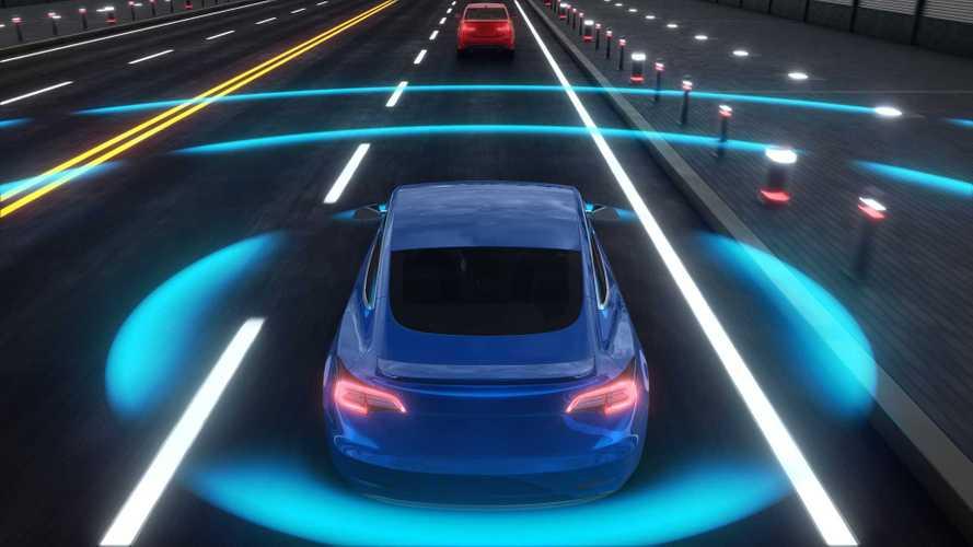 Autonomous driving assist systems Illustration