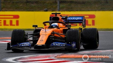 McLaren's position 'not just down to car performance'