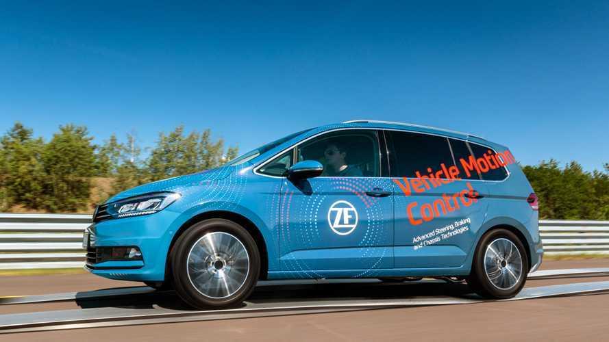 ZF présente une boîte de vitesses à deux rapports pour les voitures électriques