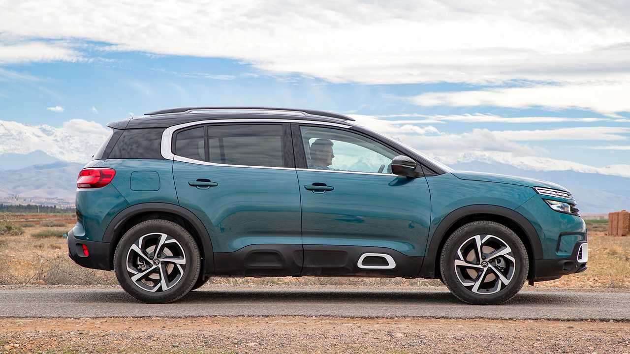 Citroen C5 Aircross (2019) Test