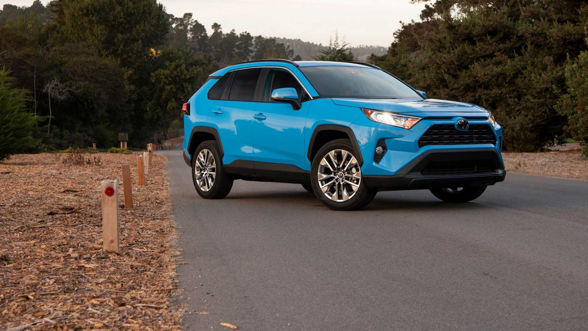 Most Expensive 2019 Toyota Rav4 Costs 41 341