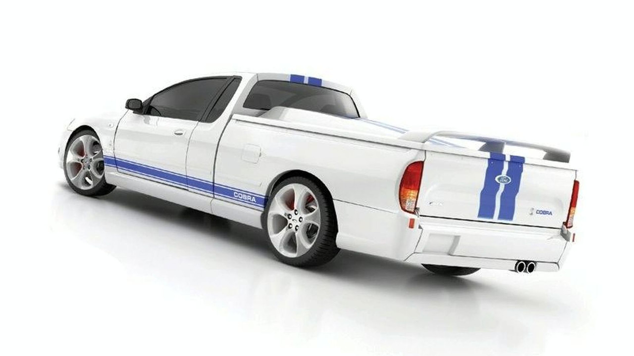 Ford FPV Ute Cobra