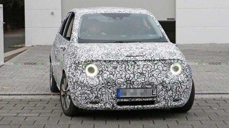 Flagra: Honda testa compacto elétrico Urban EV de produção