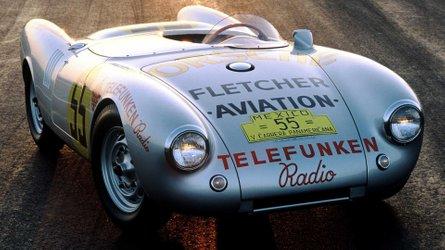 I 70 anni di Porsche a Milano AutoClassica