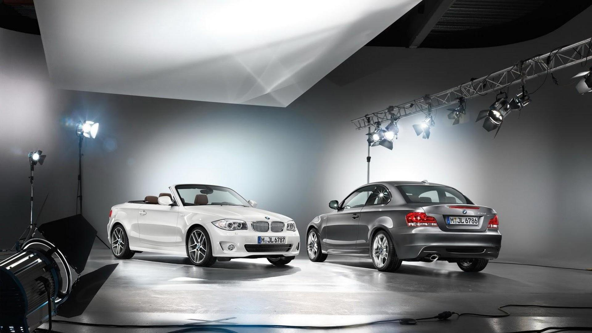 Bmw 1 Series Coupe And Convertible Getting Limited Edition