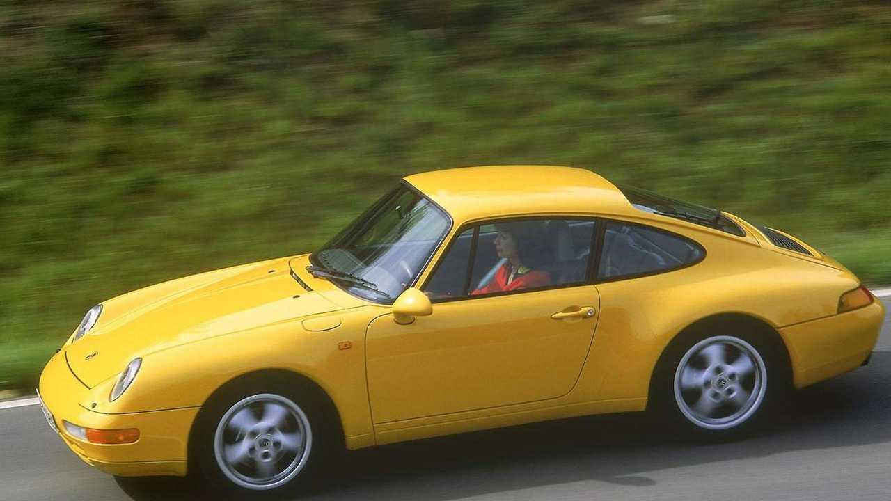 Porsche 911 993 Generation