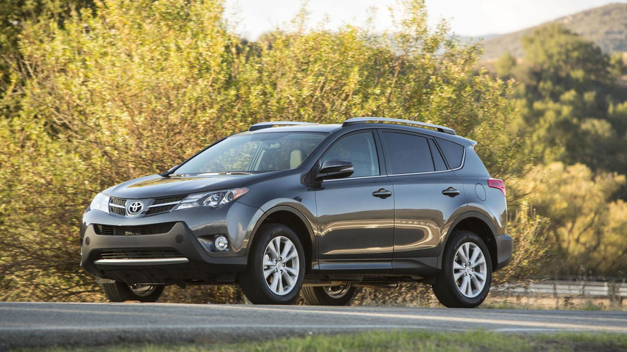 Toyota recalls 2.87M SUVs for rear seat belt problem