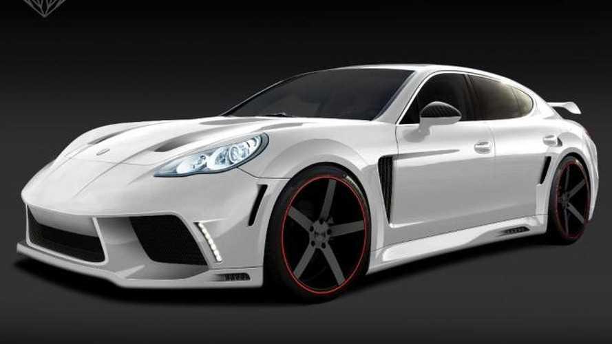 Onyx Concept announces the Porsche Panamera Onyx GST