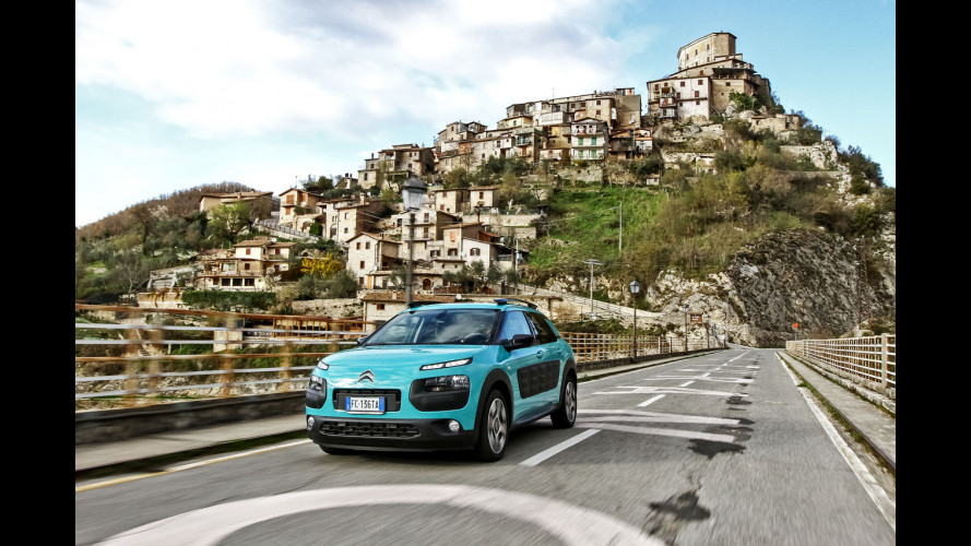 Citroen C4 Cactus, a scuola francese... di comfort [VIDEO]