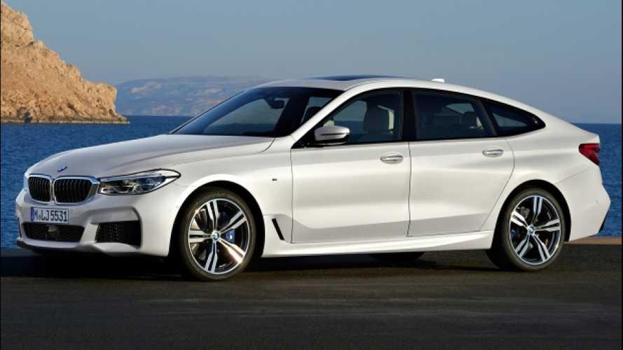 BMW Serie 6 Gran Turismo, più grande e tecnologica