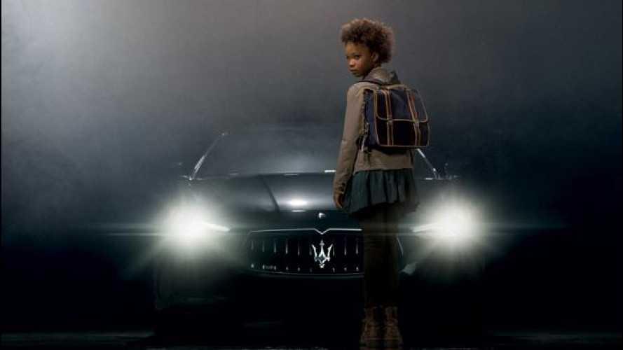 Super Bowl, ecco lo spot milionario della Maserati Ghibli