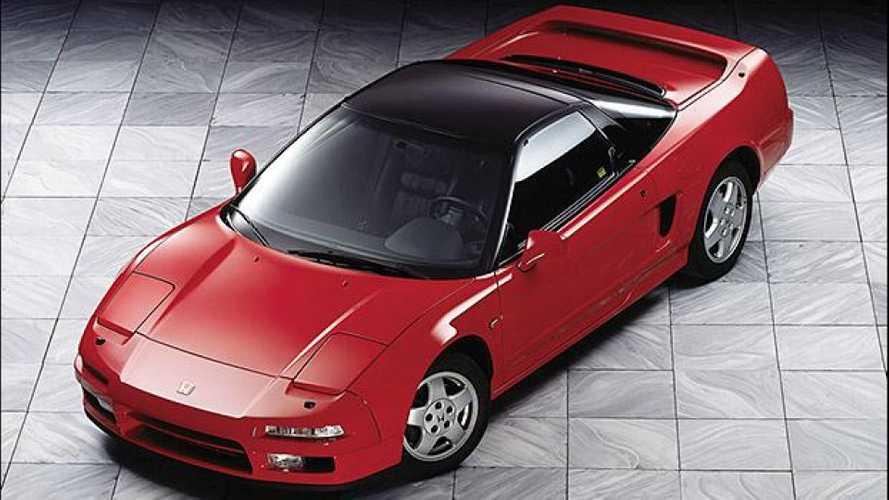 Honda NSX, l'anti Ferrari e Porsche