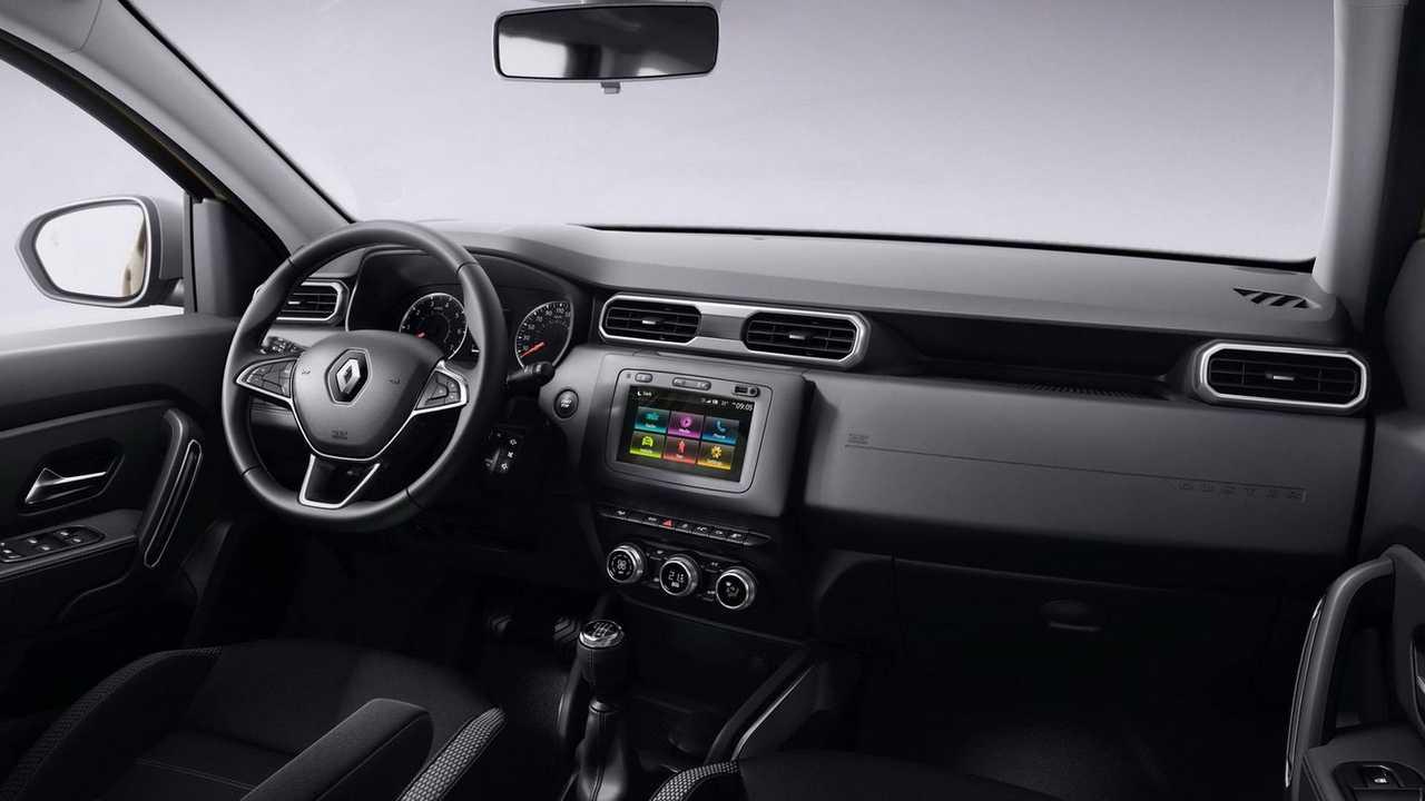 2018 Renault Duster