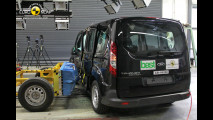 Crash Test Ford Tourneo Connect