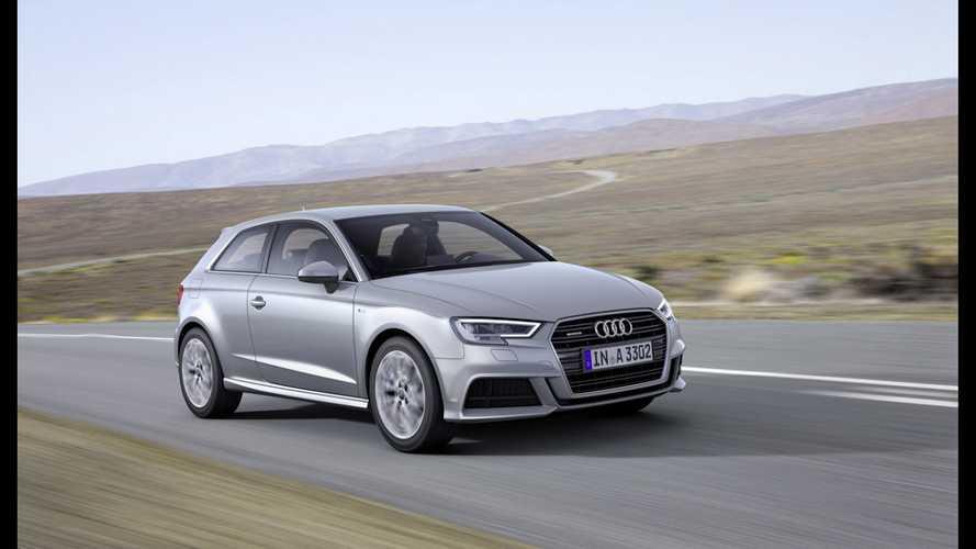 Audi A3 restyling, la prima compatta con pilota semi-automatico