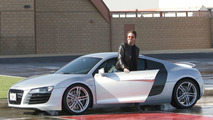 Audi R8 featured in new Iron Man movie