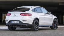 2018 Mercedes-AMG GLC63 Coupe: First Drive