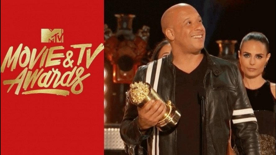 Fast and Furious, Vin Diesel vince il Generation Award di MTV [VIDEO]