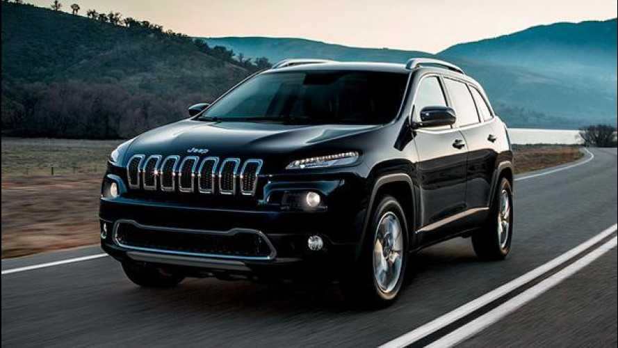 """Jeep Cherokee 2.2 Multijet, scelta di """"coppia"""""""