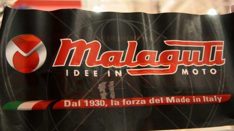 Stand Malaguti a Roma MotoDays 2010