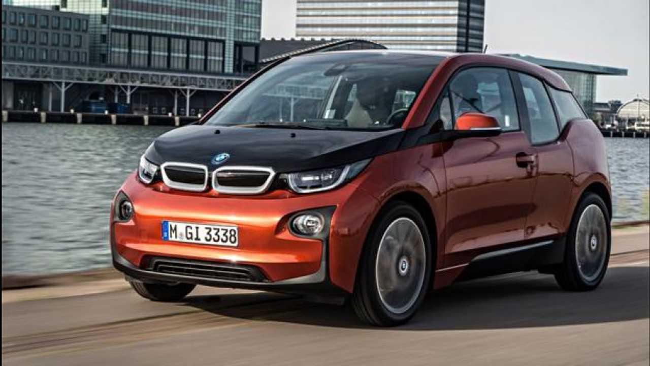 [Copertina] - BMW i3, l'elettrica da città lussuosa e veloce: la prova