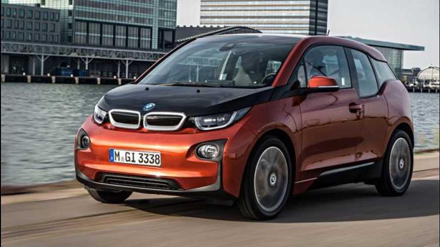 BMW i3, l'elettrica da città lussuosa e veloce: la prova