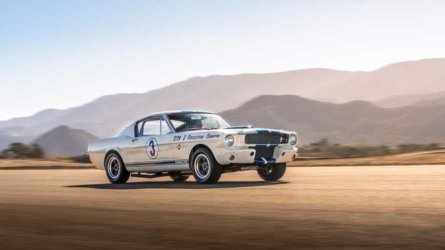 Will Shelby's 'Caravan' Mustang sell for $1m?