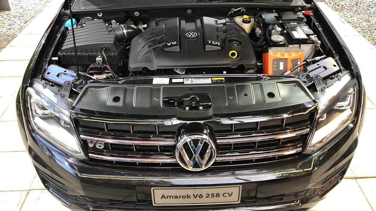 VW Amarok V6 258 cv