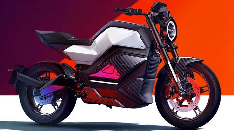 Is This Chinese Electric Bike The Future Of Motorcycles?