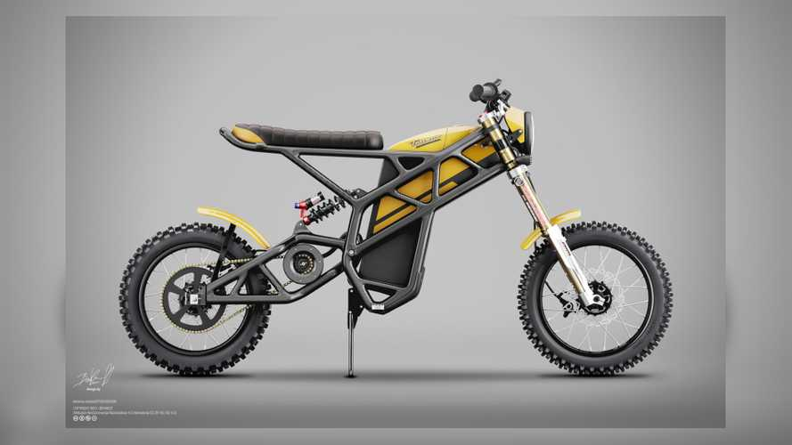 This Denzel Truvor Electric Scrambler Raises So Many Questions
