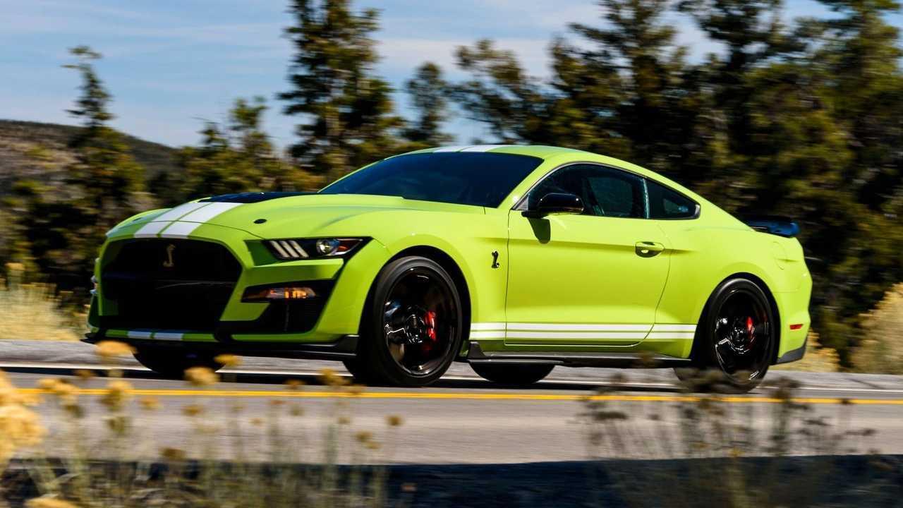 Grabber Lime: Ford
