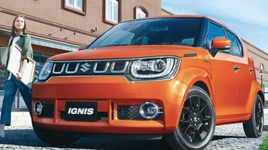 Bemutatta a Suzuki a frissített Ignist (videó)