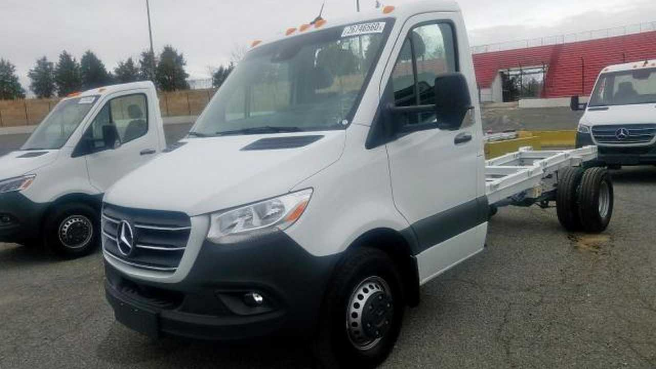 2019 Mercedes-Benz Sprinters for sale