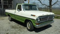 Volkswagen-Powered 1970 Ford F-100 For Sale